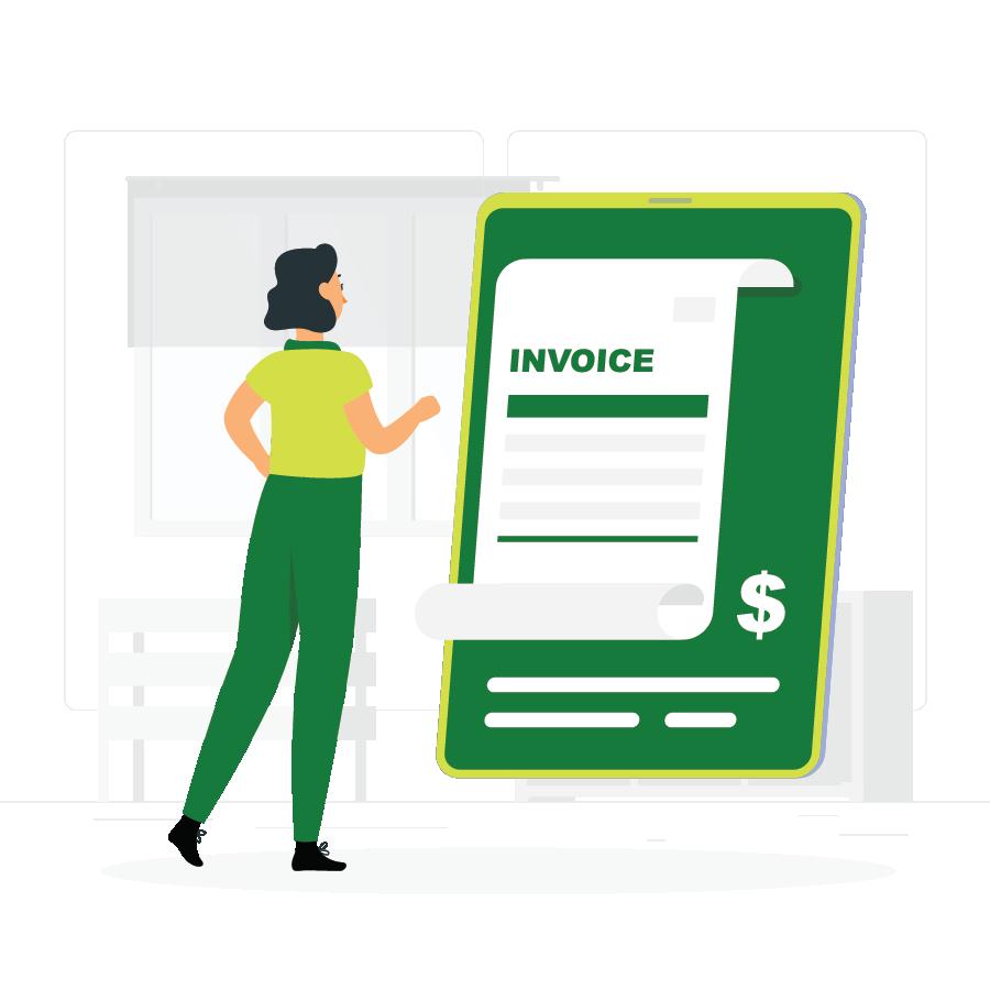 Invoice line of credit