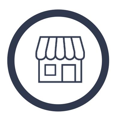 Retailers icon